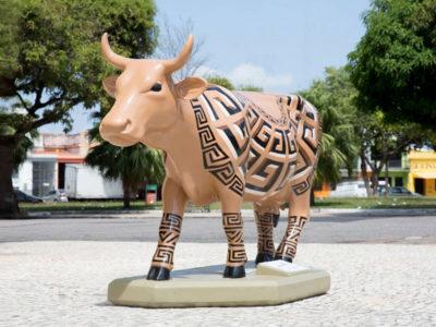 Cow Marajoara 馬拉若牛