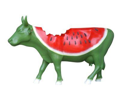 Watermelon Cow 西瓜牛