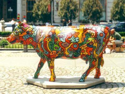 Moo York Celebration 紐約慶典牛