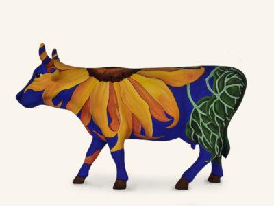 Udderly Sunflowers 悶熱的向日葵牛