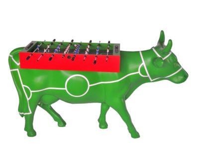 Chow Cow 桌足球牛